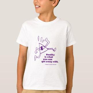 Camiseta Corredor da realidade