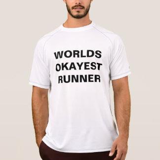 Camiseta Corredor de Okayest dos mundos