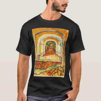 Camiseta corredor de Vincent van Gogh no asilo vincent