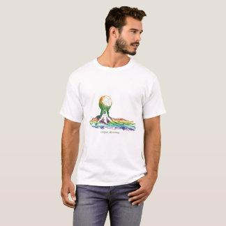 Camiseta Corredor do polvo - o projeto original