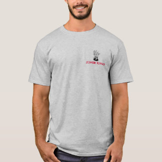 Camiseta Corredor do zombi