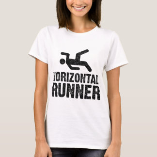 Camiseta Corredor horizontal!