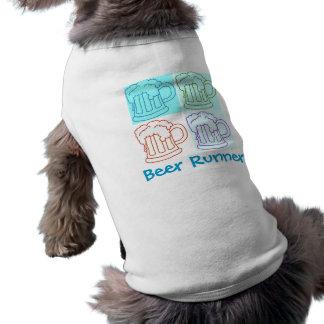 Camiseta Corredor/Oktoberfest da cerveja
