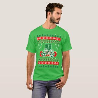 Camiseta Corredor Running Tshirt feio funcionado da