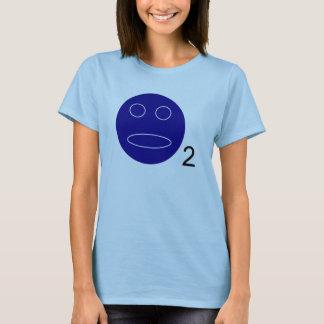 Camiseta Correia de espaguetes dos parvos do oxigênio