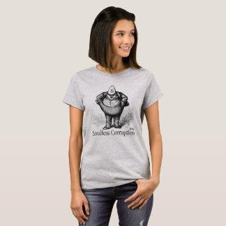Camiseta Corrupção desalmado, a maneira americana, MAGA