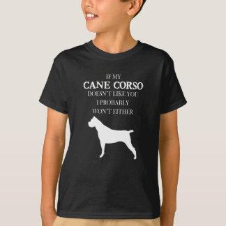 Camiseta Corso do bastão