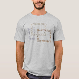 Camiseta Corte & cole 1 t-shirt básico