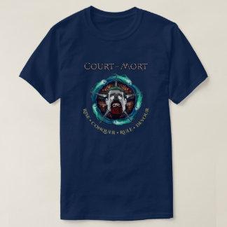 Camiseta Corte de Mort