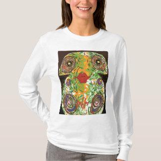 Camiseta Coruja do t-shirt