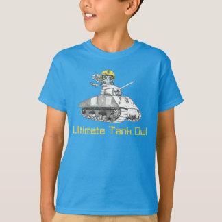 Camiseta Coruja final do tanque