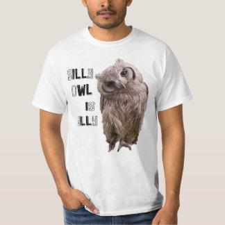 Camiseta Coruja parva