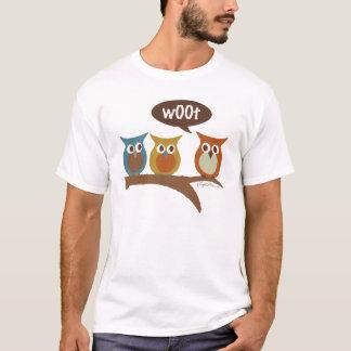 Camiseta Corujas de Woot