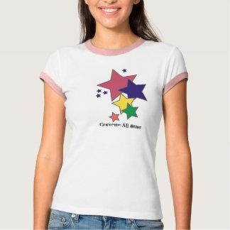Camiseta Corveta todas as estrelas, Corveta todas as