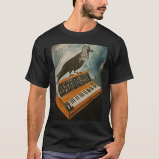 Camiseta Corvo análogo
