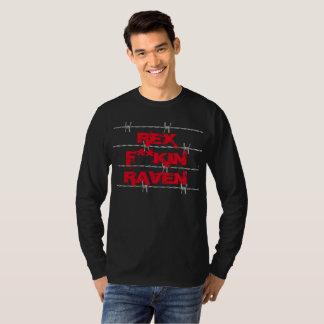 Camiseta Corvo de Rex F'n