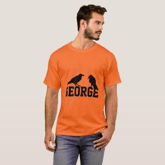 Camiseta Corvos em meu nome