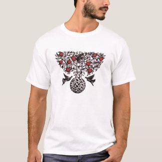 Camiseta Corvos Yggdrasil da árvore do mundo - escumalhas
