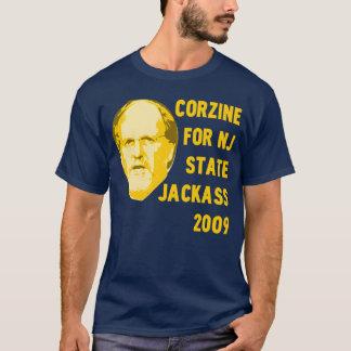 Camiseta Corzine em 2009!