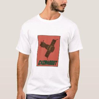 Camiseta cosmonauta