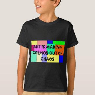 Camiseta cosmos 2