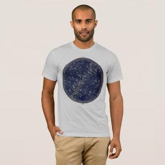 Camiseta Cosmos celestial do espaço do impressão da