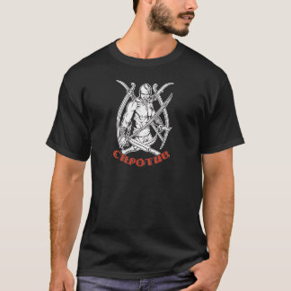 Camiseta Cossacks ucranianos