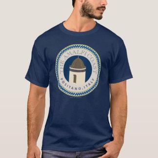 Camiseta Costa-T-camisa de Amalfi