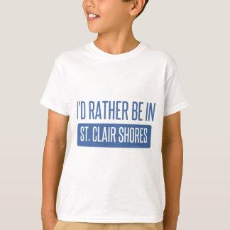 Camiseta Costas do St. Clair