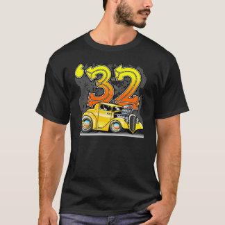Camiseta Costume 'desenhos animados do carro de 32 hot rod