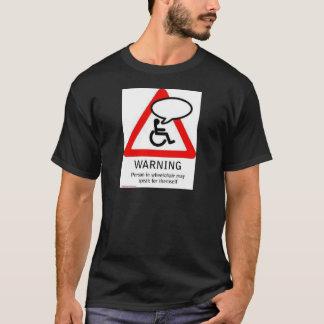 Camiseta costume speak1