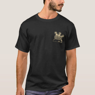 Camiseta Costumes Merc desbastado vintage do PECADO