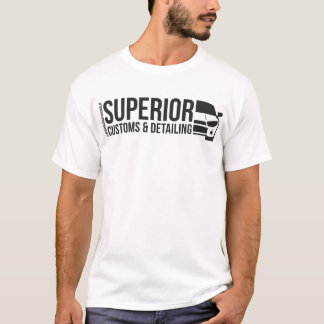 Camiseta Costumes superiores