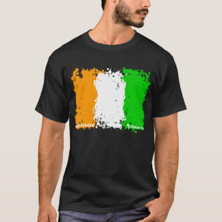 Camiseta cote_ivoire_bw