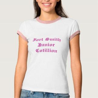 Camiseta Cotillion do júnior de Fort Smith