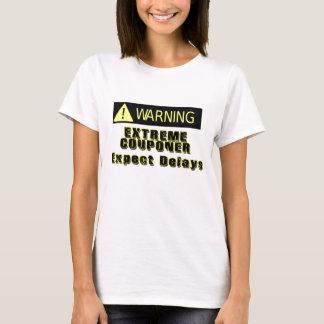 Camiseta Couponer extremo