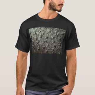 Camiseta Couro da pele da avestruz