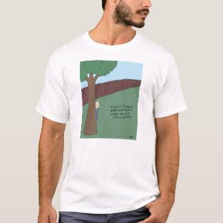 Camiseta Couros crus e buscas de Amelia