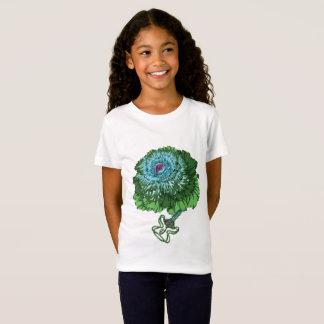 Camiseta Couve de florescência