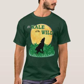 Camiseta Couve do selvagem