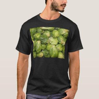 Camiseta Couves-de-Bruxelas