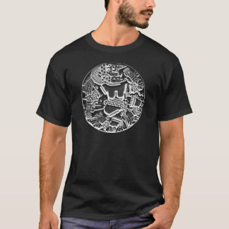 Camiseta Coyolxauhqui