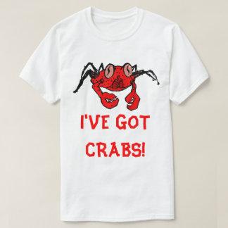 Camiseta Crabby