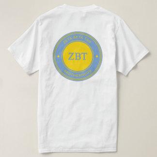 Camiseta Crachá da tau | do Zeta beta