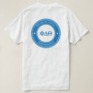 Camiseta Crachá da teta | do delta da phi