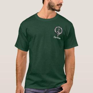 Camiseta Crachá de Gregor, clã Gregor