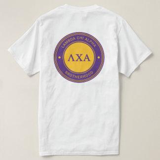 Camiseta Crachá do alfa | do qui do Lambda