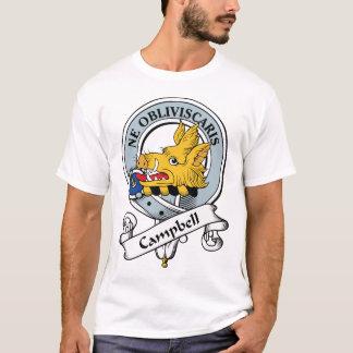 Camiseta Crachá do clã de Campbell