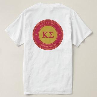 Camiseta Crachá do Sigma | do Kappa