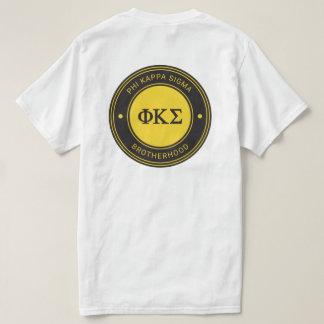 Camiseta Crachá do Sigma | do Kappa da phi